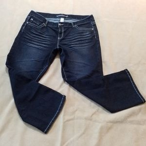 Maurices Jeans plus sz 20 Jegging Straight Boot